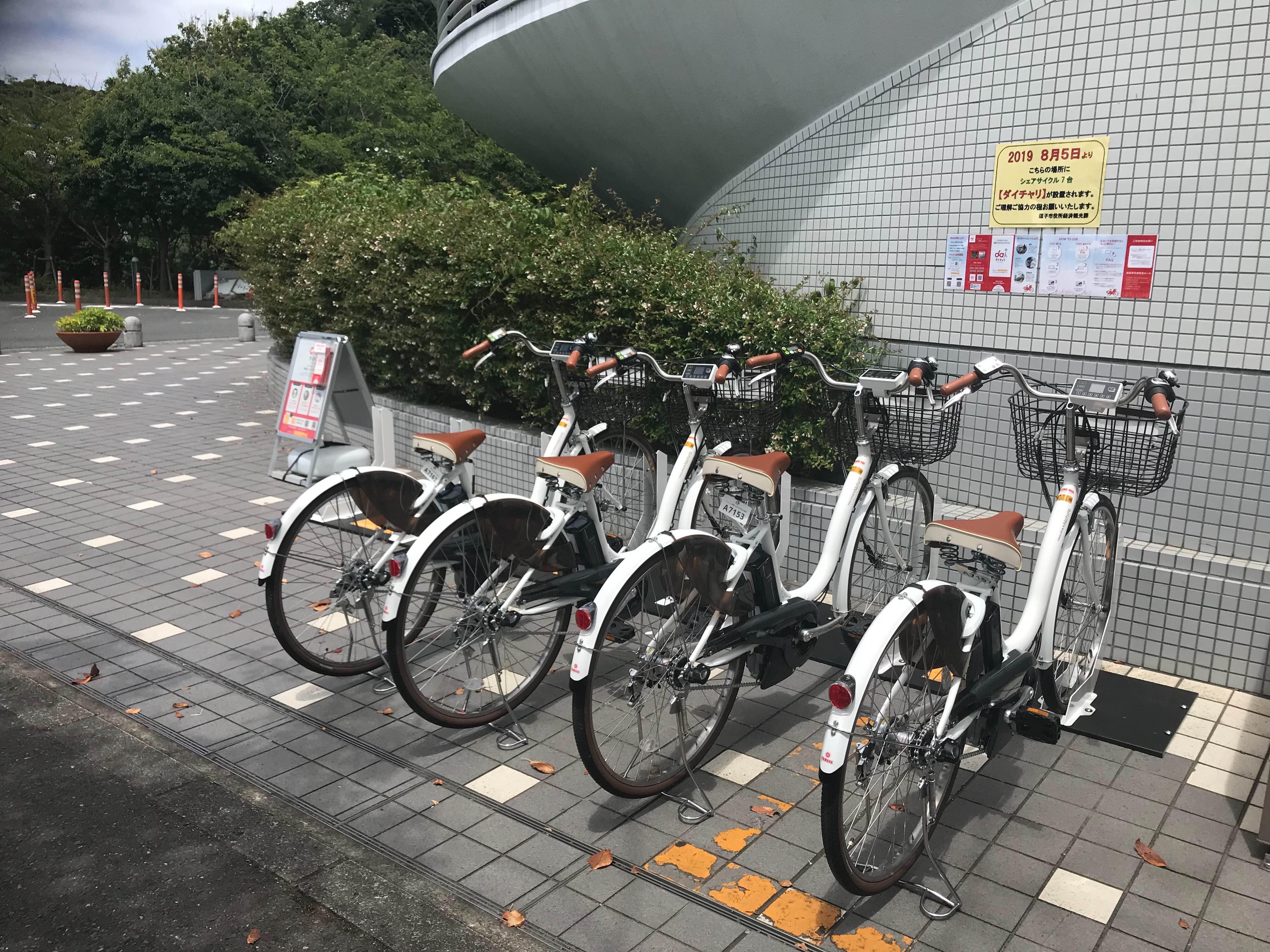 逗子市立体育館 逗子アリーナ (HELLO CYCLING ポート) image