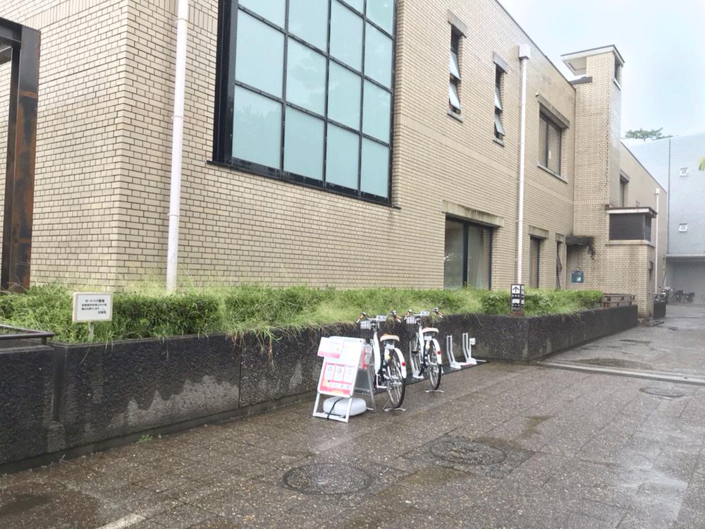 茅ヶ崎市立図書館 (HELLO CYCLING ポート) image