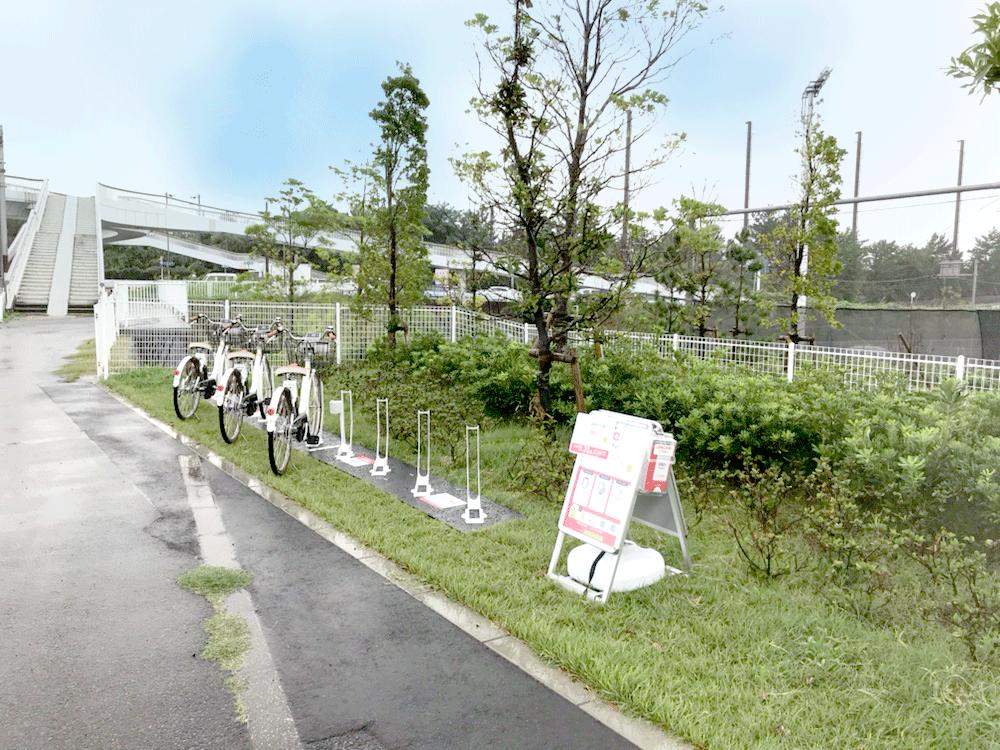 柳島スポーツ公園 (HELLO CYCLING ポート) image