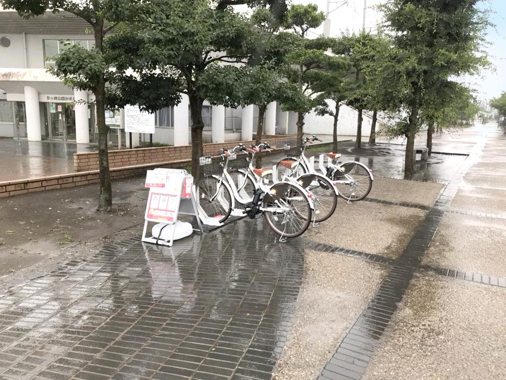 茅ヶ崎公園(野球場) (HELLO CYCLING ポート) image