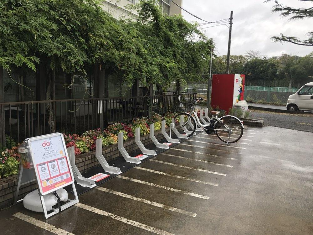 秩父宮記念体育館 (HELLO CYCLING ポート) image