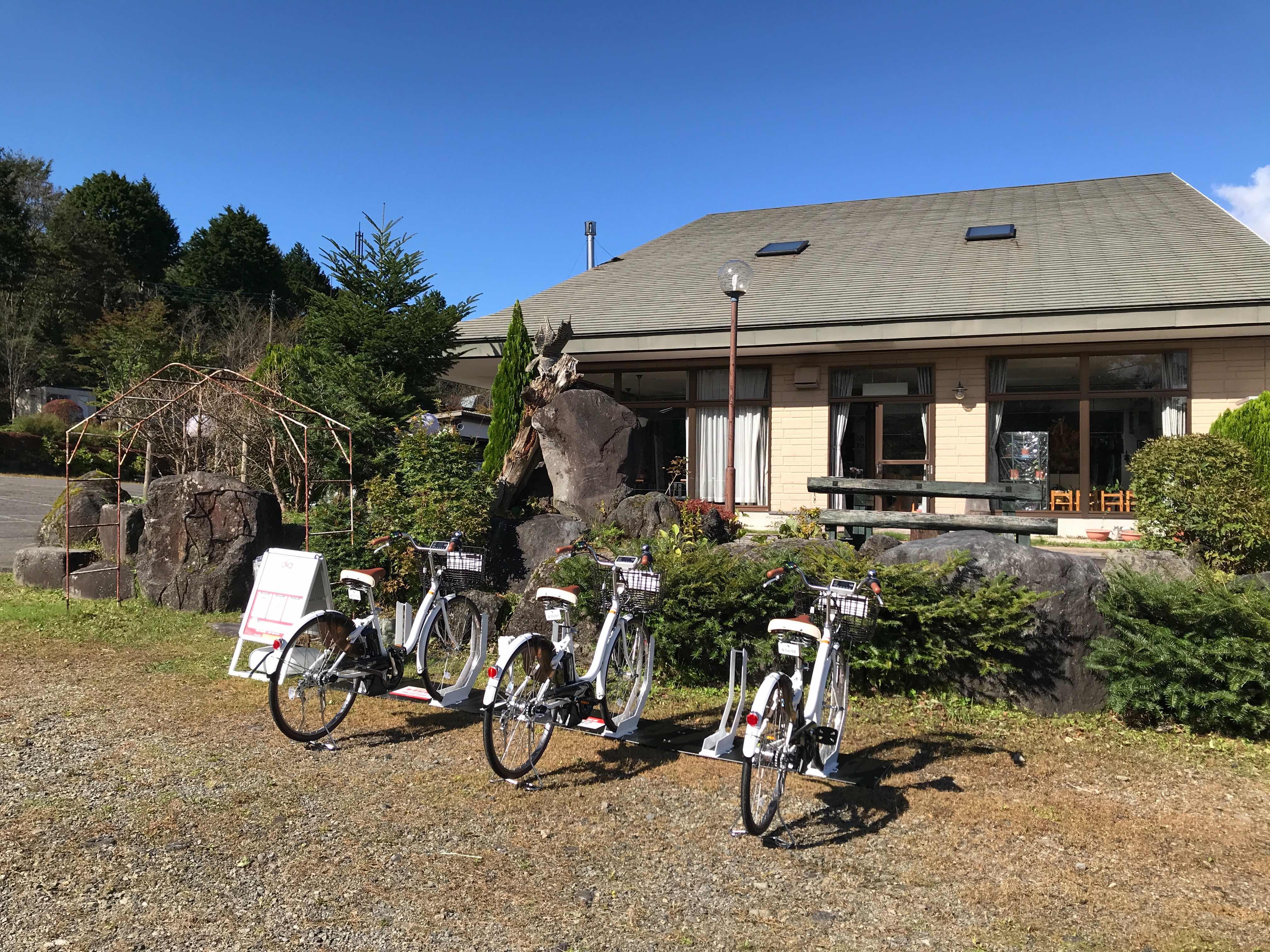 ニュー霧降キャンプ場 (HELLO CYCLING ポート) image