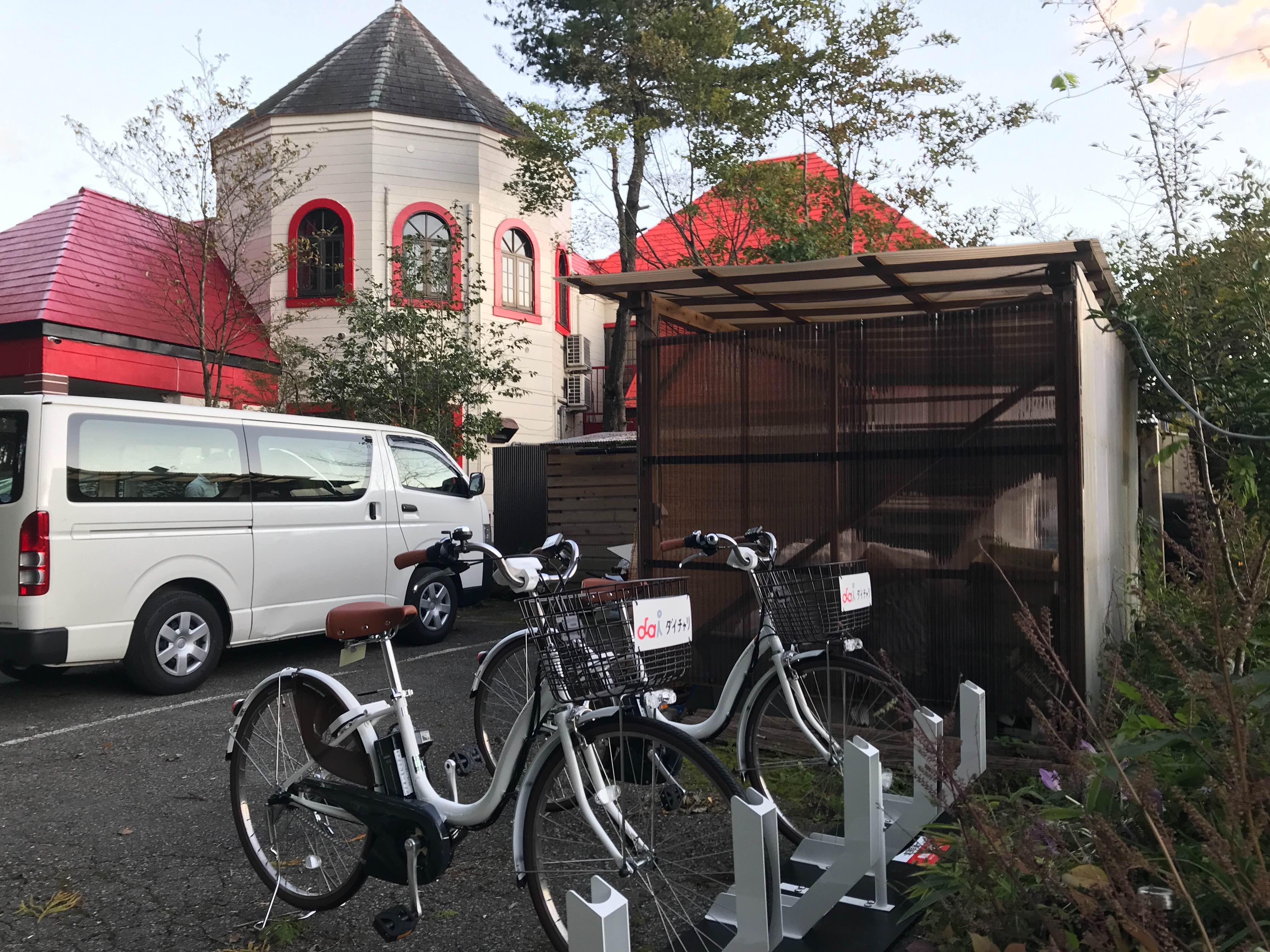 日光パークロッジ (HELLO CYCLING ポート) image