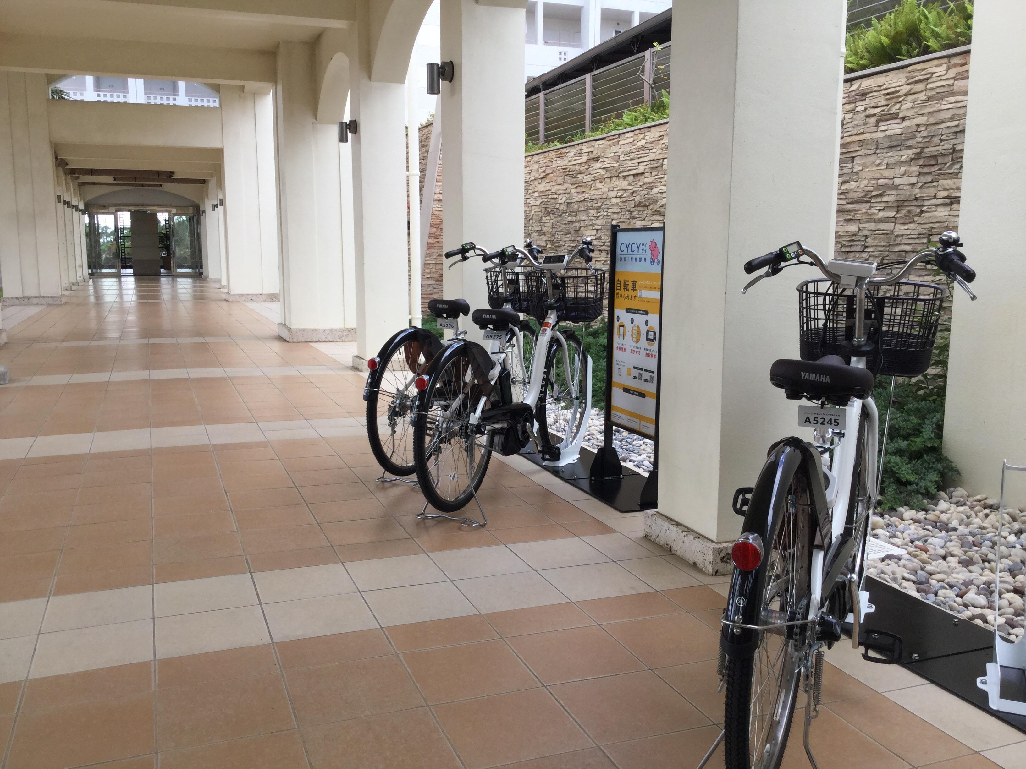 ホテルマハイナウェルネスリゾートオキナワ (HELLO CYCLING ポート) image