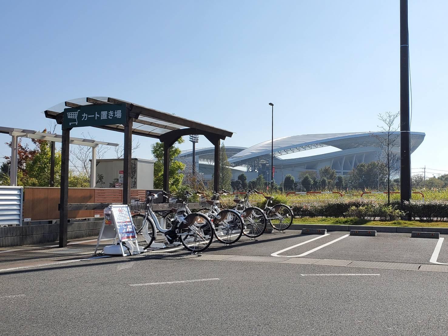 カインズ 浦和美園店 (HELLO CYCLING ポート) image