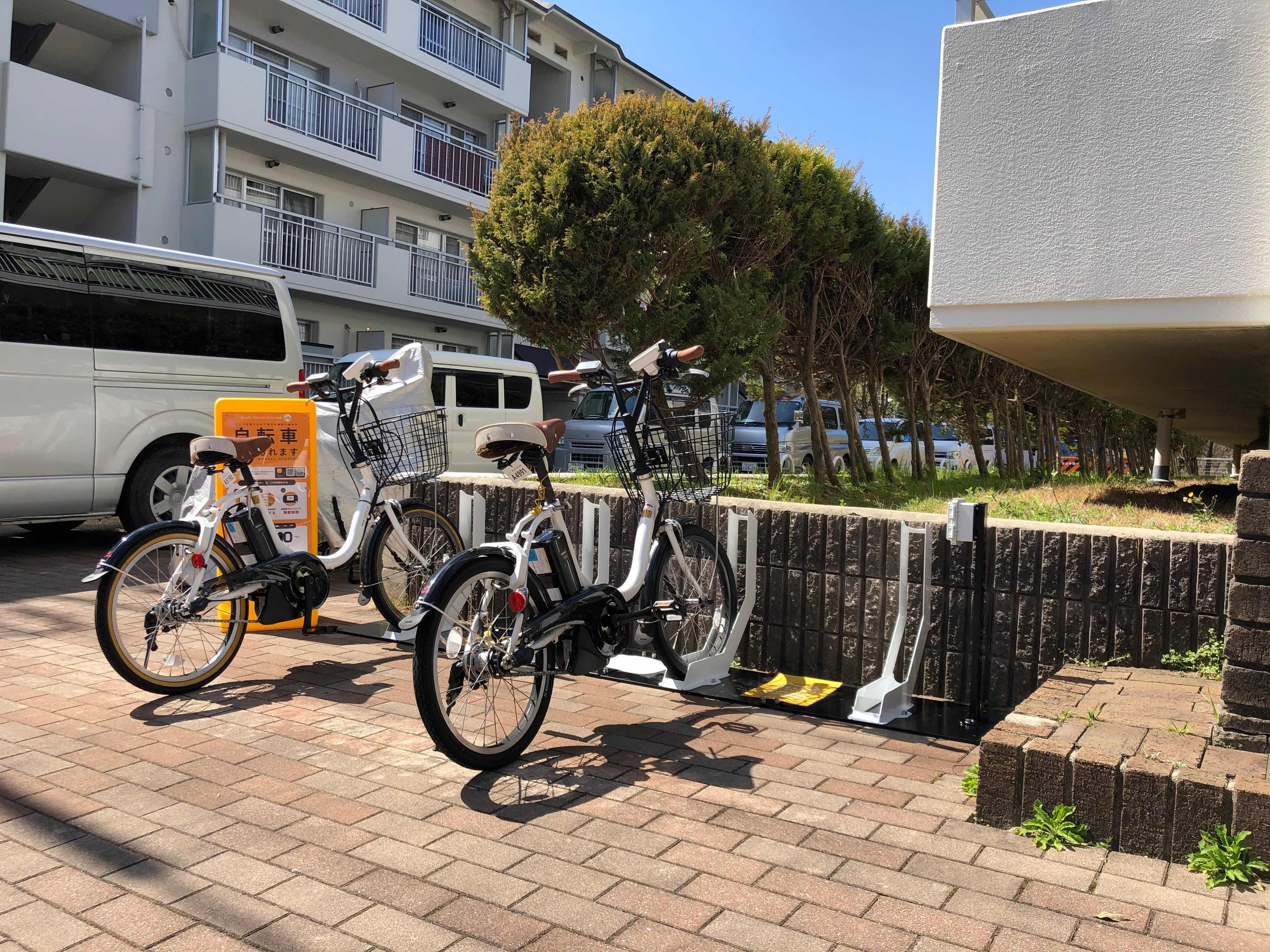 UR洛西福西公園 (HELLO CYCLING ポート) image