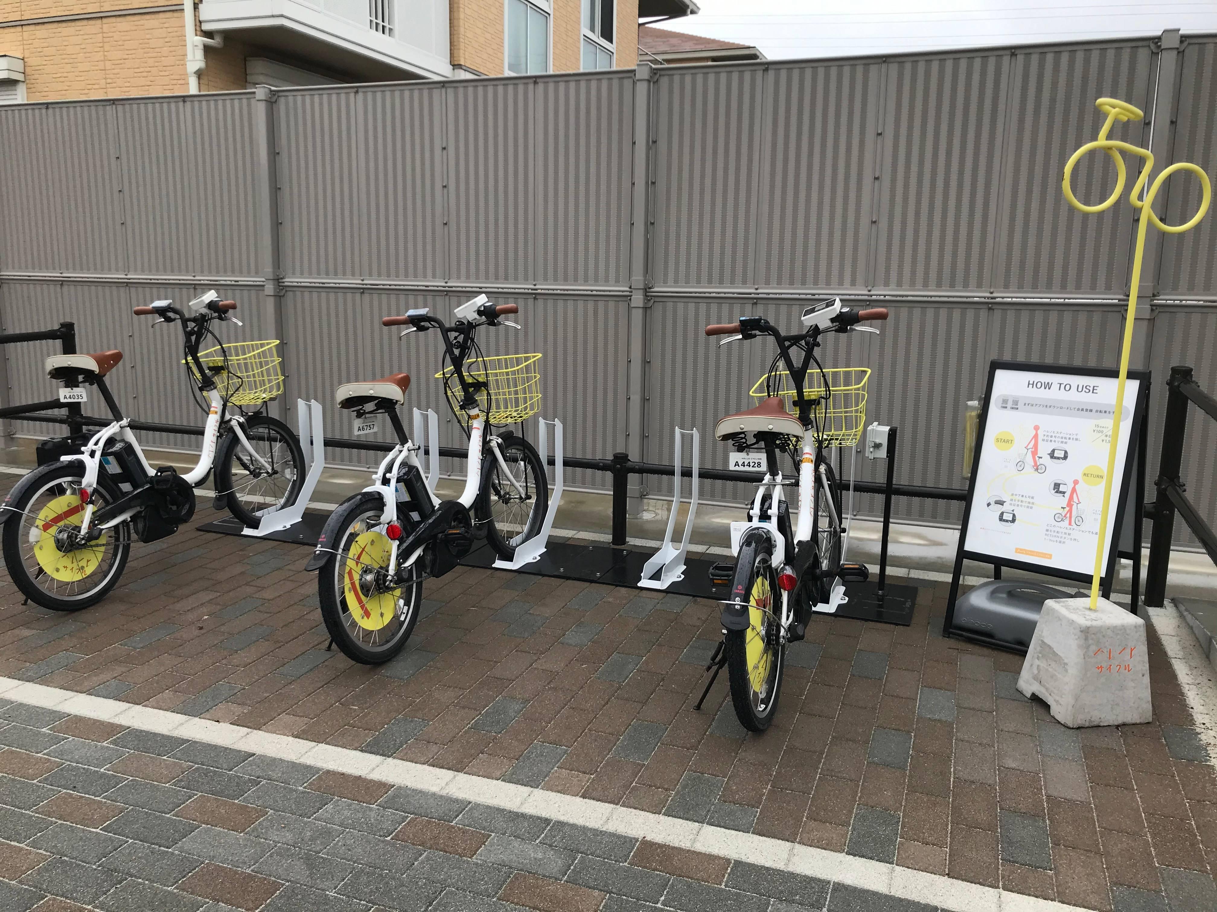 ららぽーと沼津 (HELLO CYCLING ポート) image