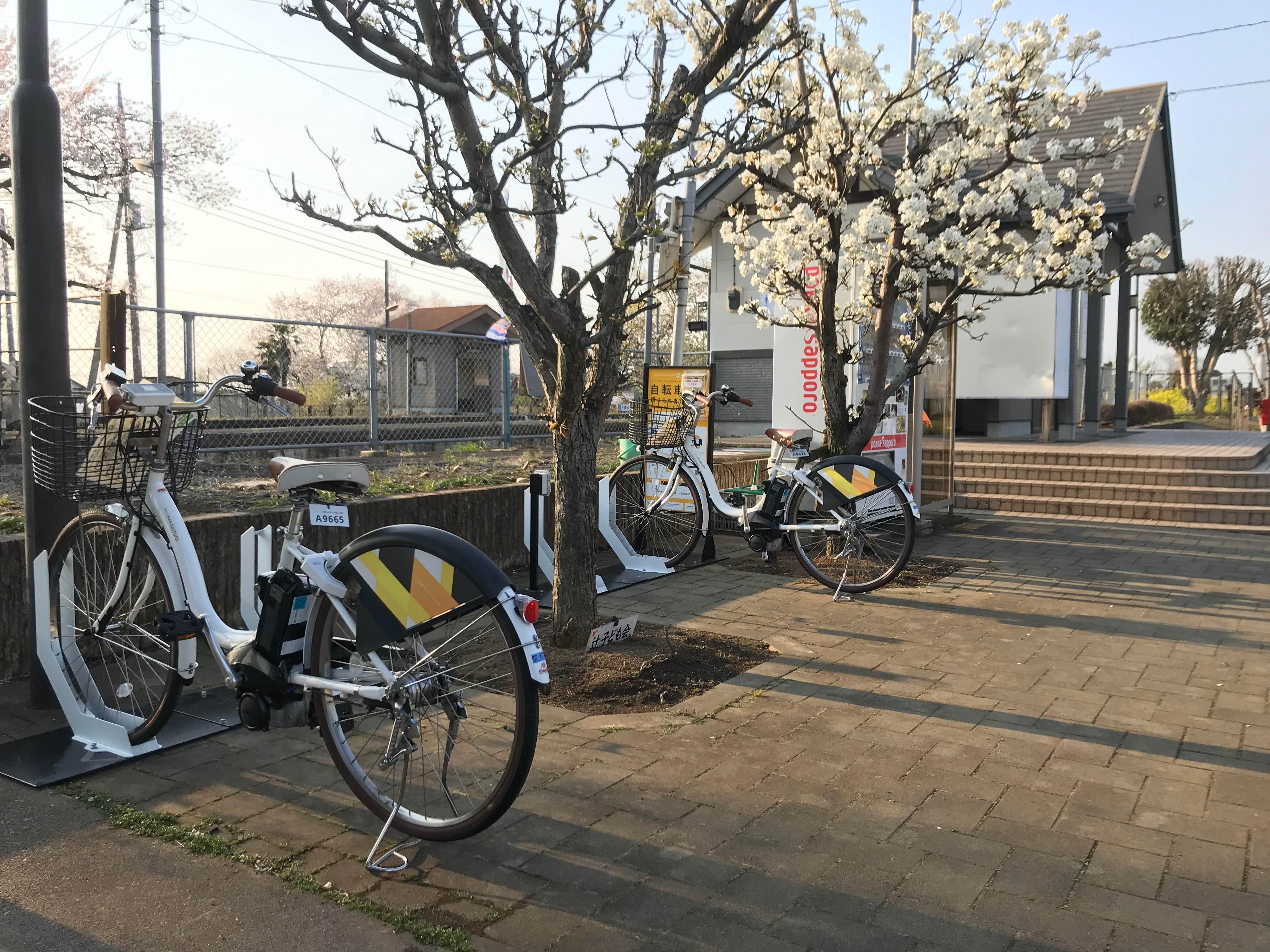 黒子駅 (HELLO CYCLING ポート) image