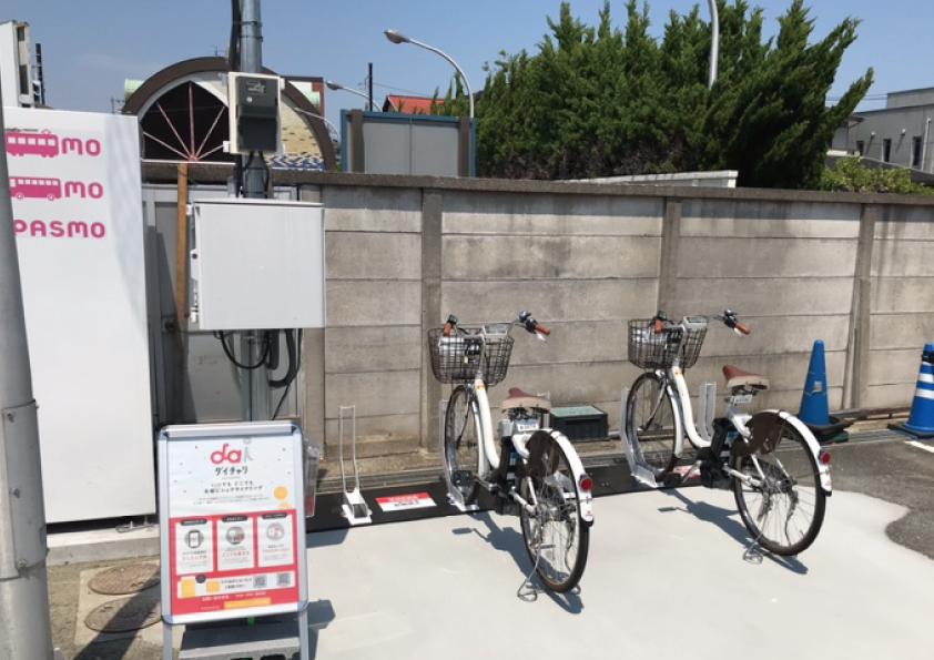 逗子・葉山駅前第2駐輪場 (HELLO CYCLING ポート) image