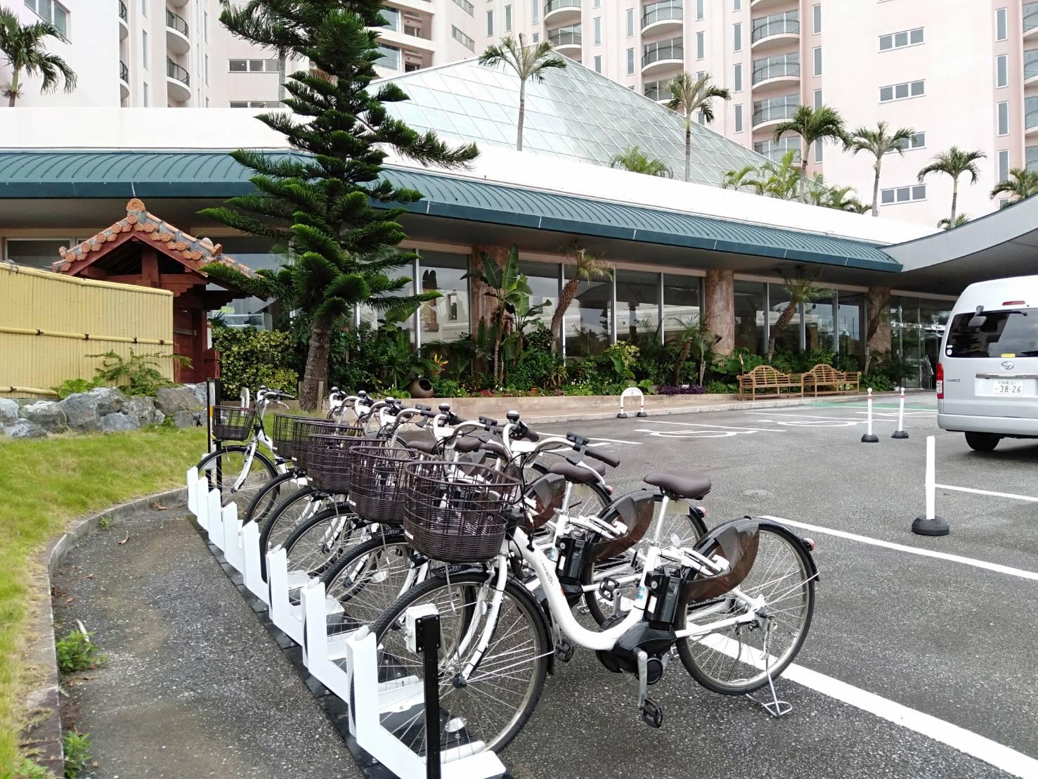 オキナワ マリオット リゾート & スパ (HELLO CYCLING ポート) image