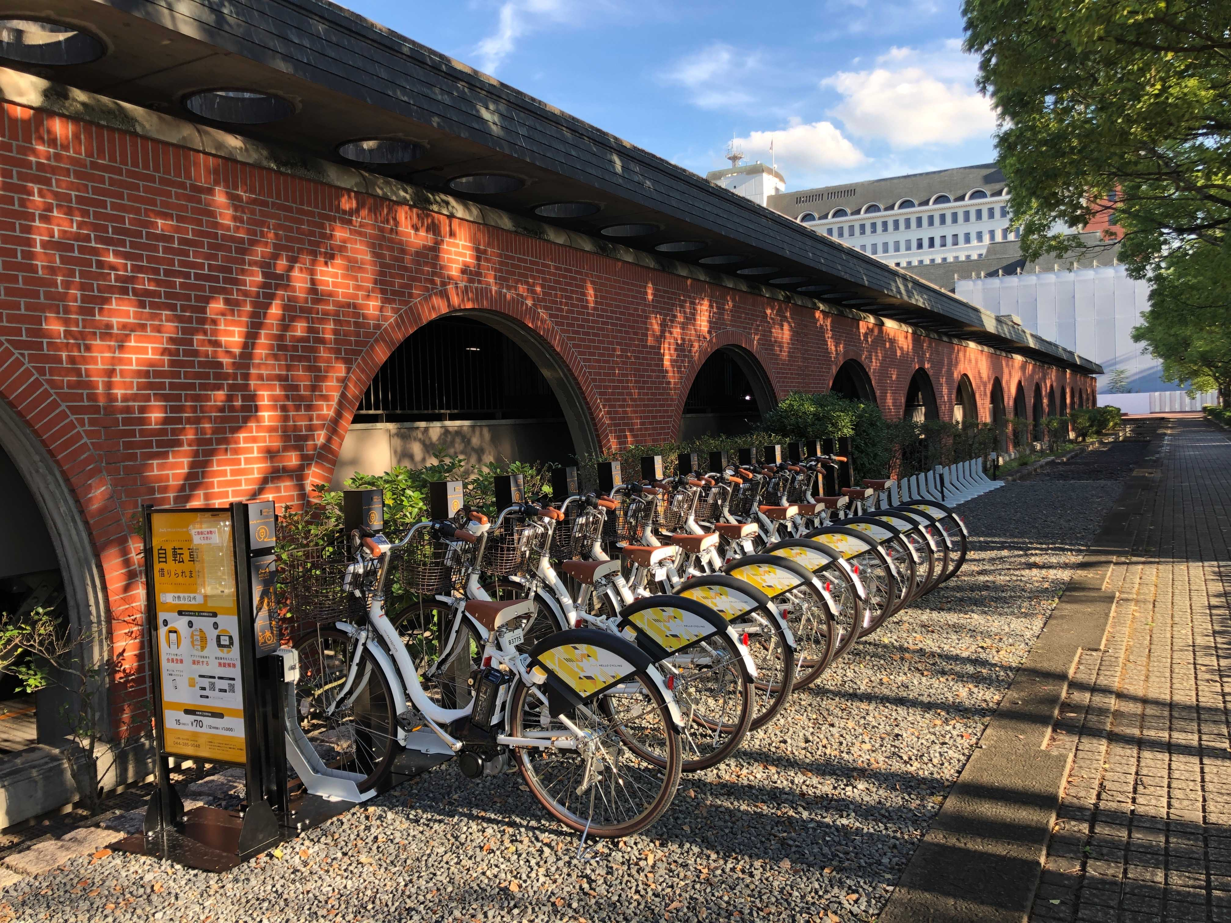 倉敷市役所 (HELLO CYCLING ポート) image
