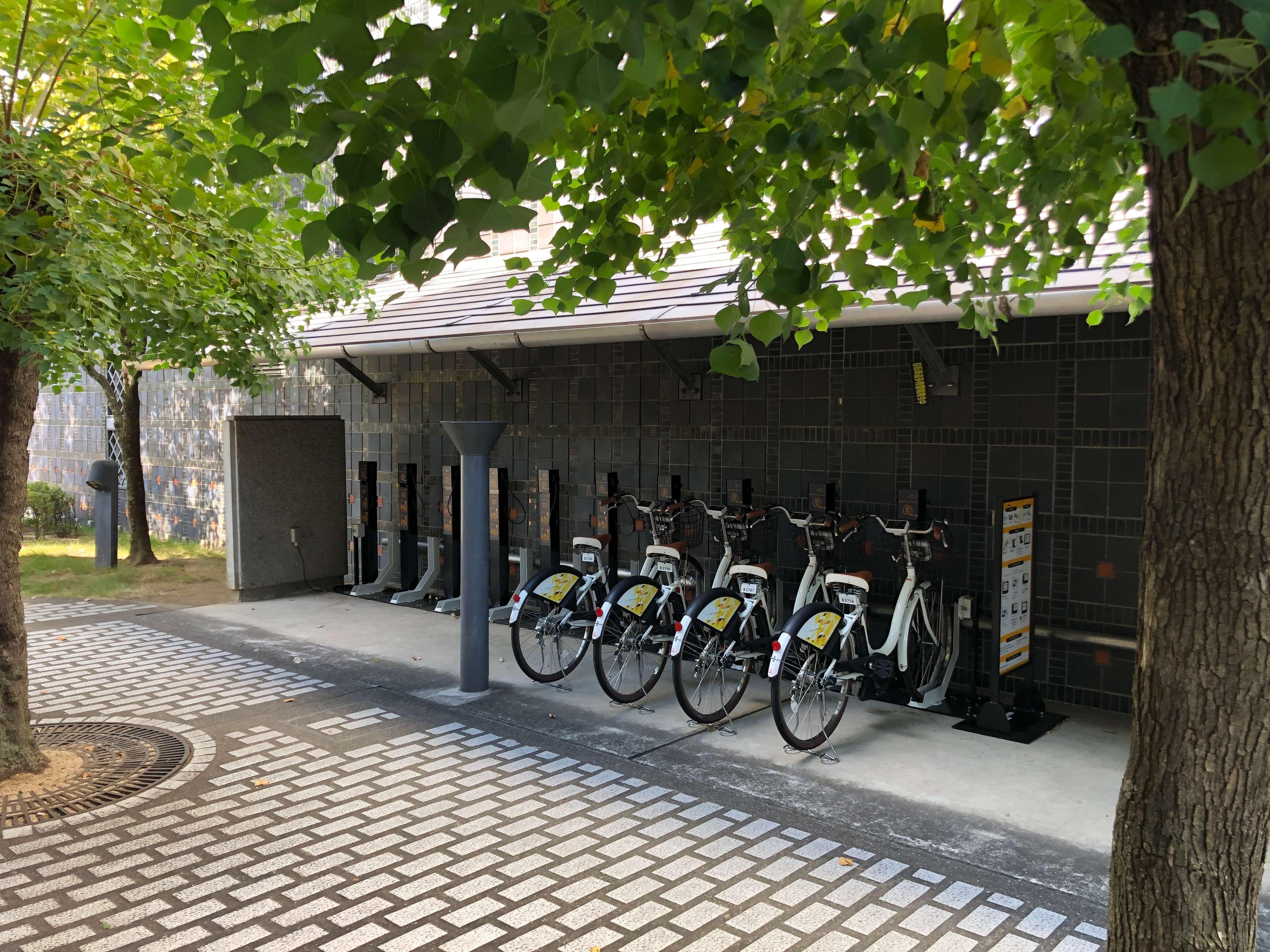 倉敷市芸文館 (HELLO CYCLING ポート) image