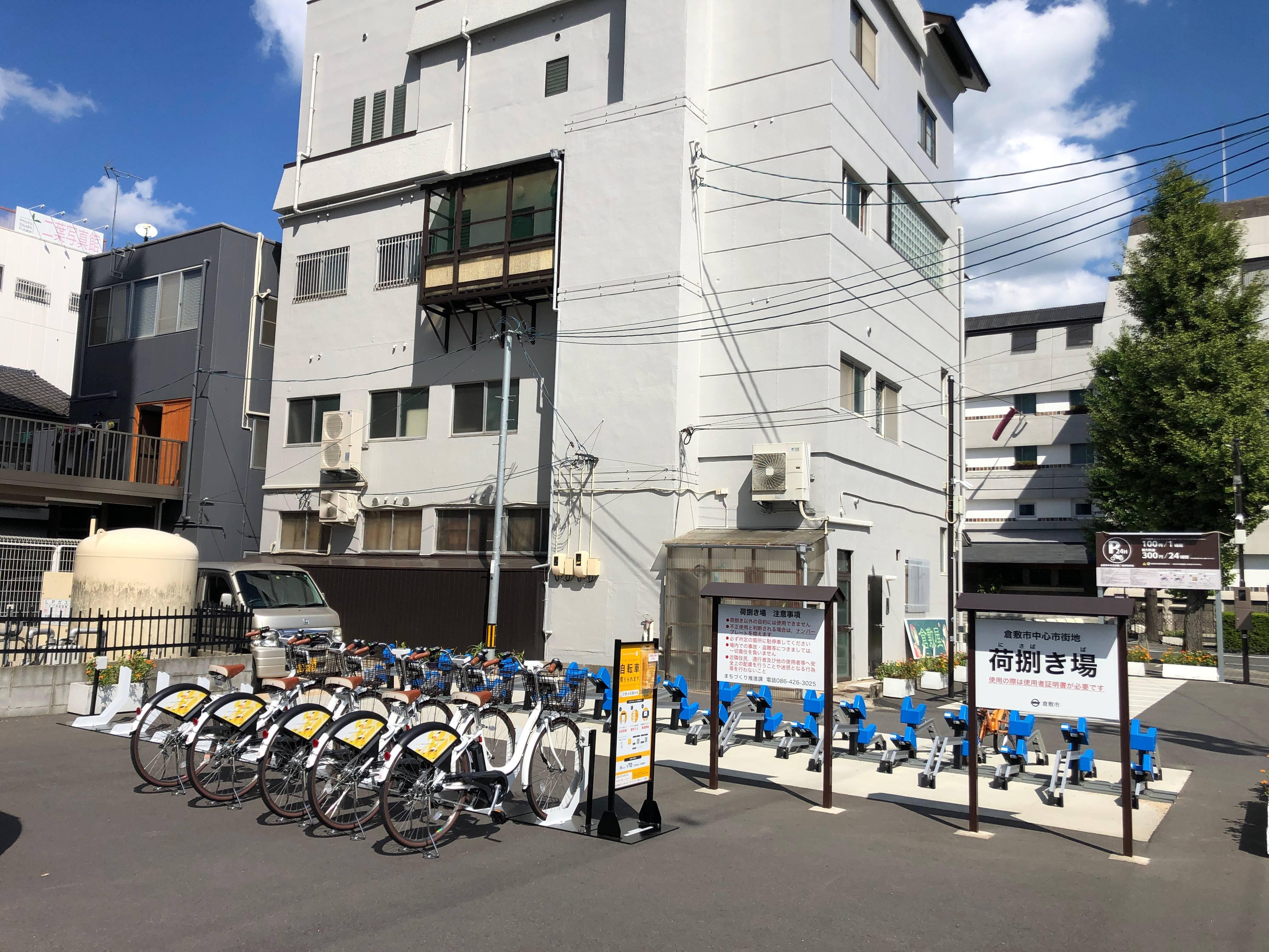 倉敷市荷捌き場 (HELLO CYCLING ポート) image
