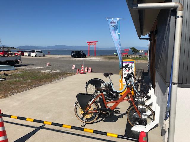 大魚神社の海中鳥居 (HELLO CYCLING ポート) image