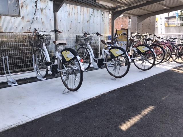貴志駅前駐輪場 (HELLO CYCLING ポート) image