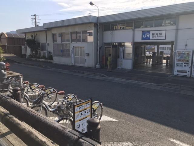JR粉河駅前 (HELLO CYCLING ポート) image