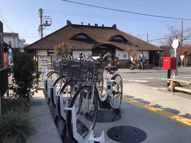 和歌山電鉄貴志駅前紀楽里 (HELLO CYCLING ポート) image