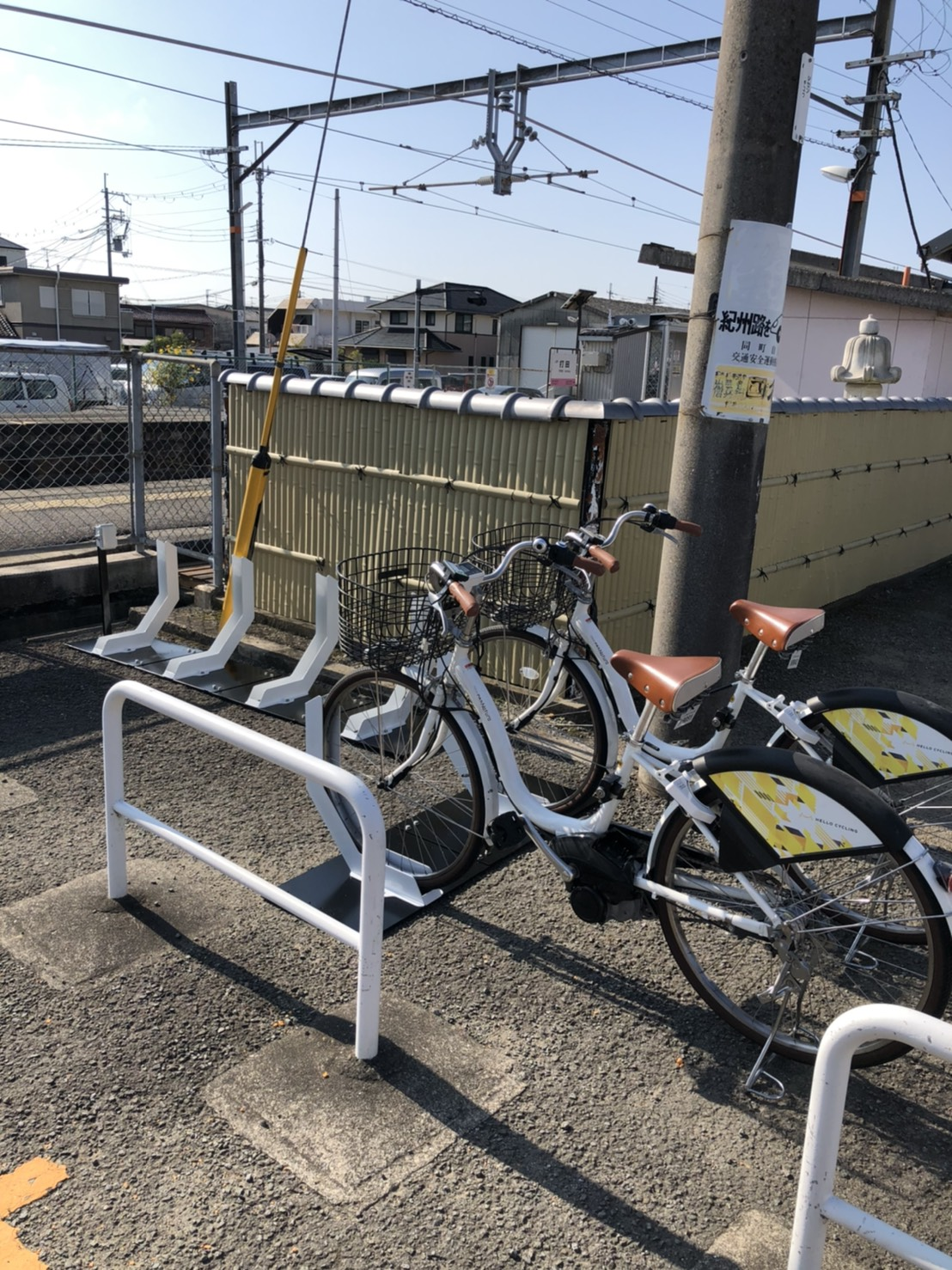 JR打田駅前 (HELLO CYCLING ポート) image