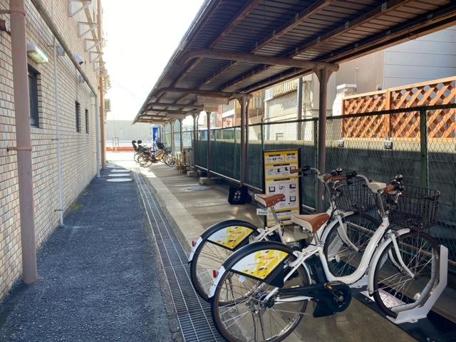 長岡京市立産業文化会館 (HELLO CYCLING ポート) image