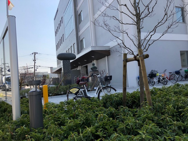 JR尼崎駅南・小田南生涯学習プラザ (HELLO CYCLING ポート) image