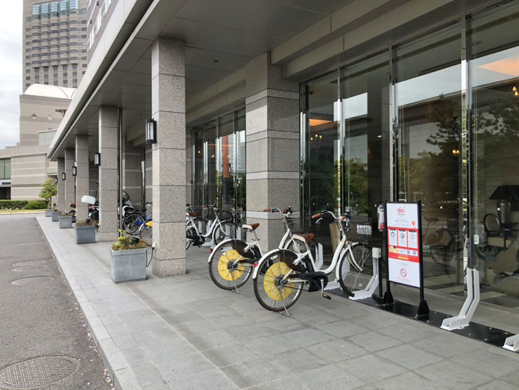 アパホテル&リゾート 東京ベイ幕張 (HELLO CYCLING ポート) image