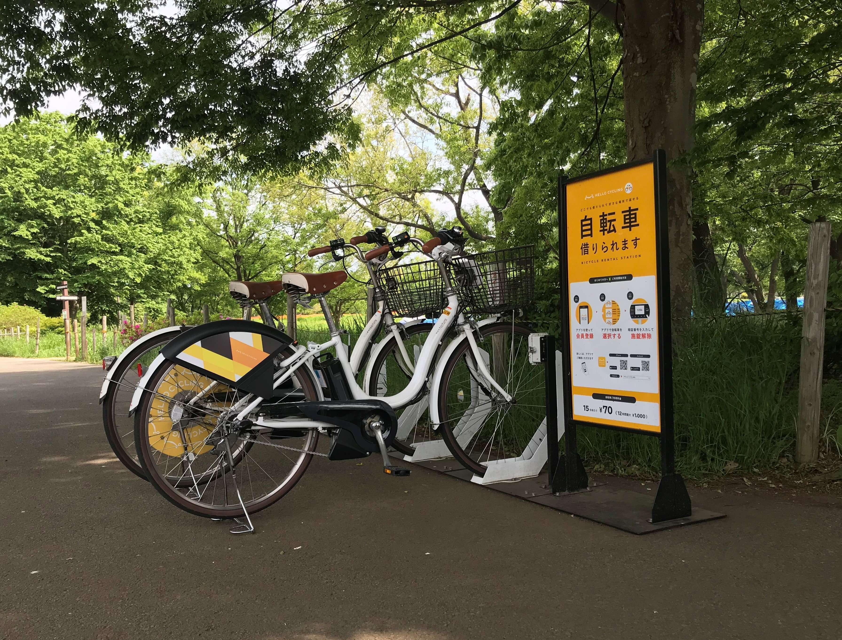 加曽利貝塚縄文遺跡公園 (HELLO CYCLING ポート) image