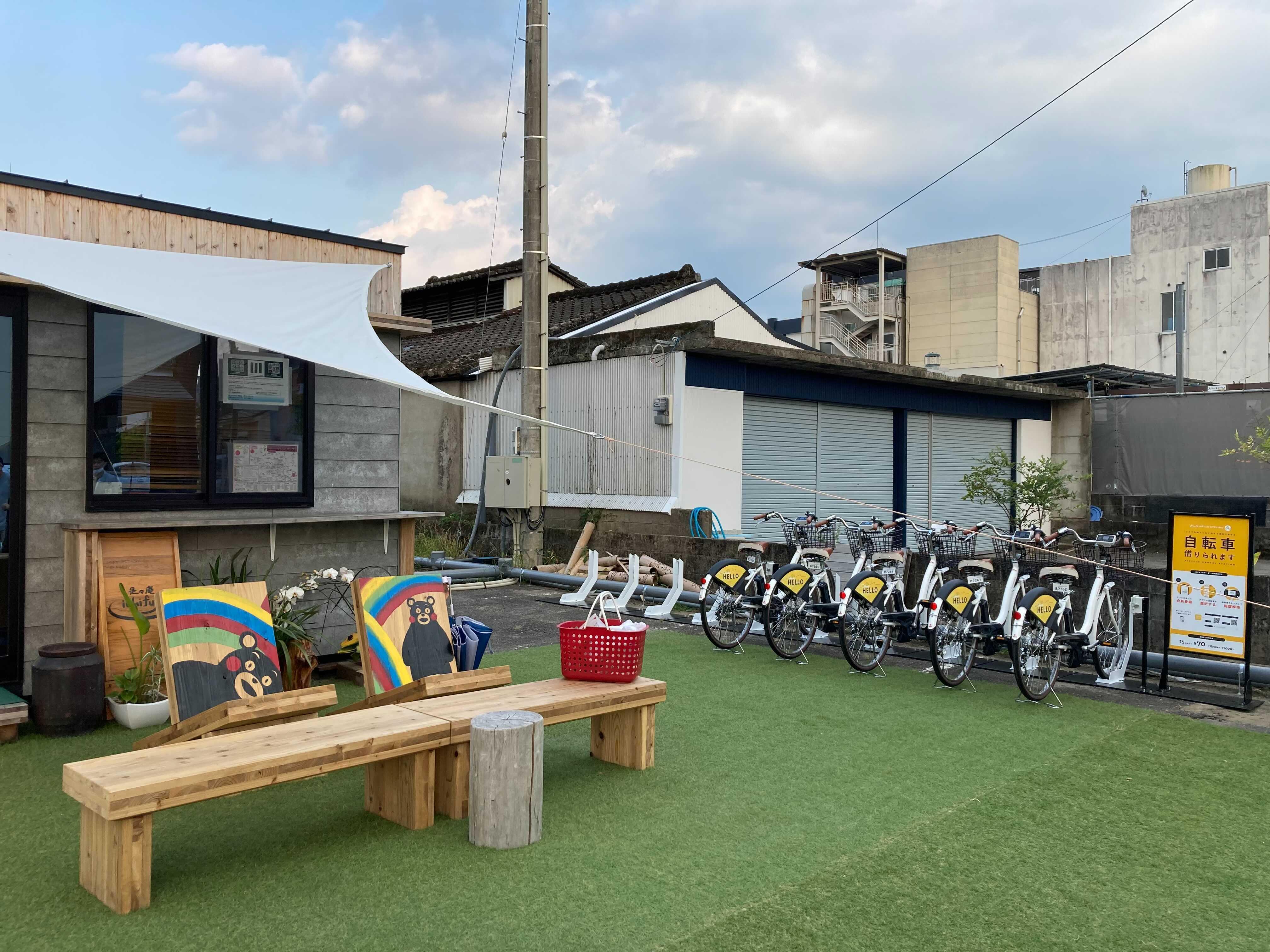復興コンテナマルシェ (HELLO CYCLING ポート) image