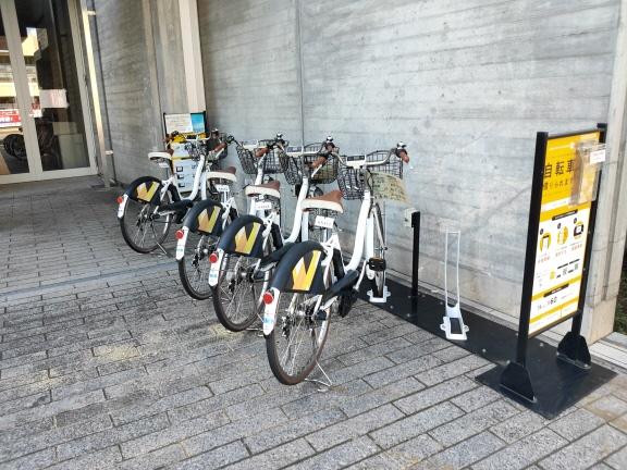 アルテリオ(下館美術館) (HELLO CYCLING ポート) image