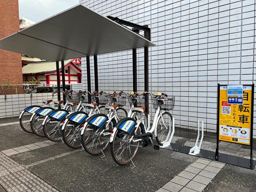 商工貿易会館 (HELLO CYCLING ポート) image