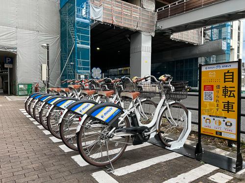 三萩野交差点 (HELLO CYCLING ポート) image