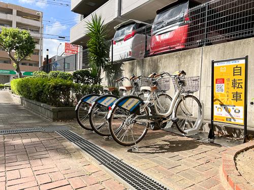 原町緑道 (HELLO CYCLING ポート) image