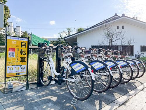勝山弓道場前 (HELLO CYCLING ポート) image