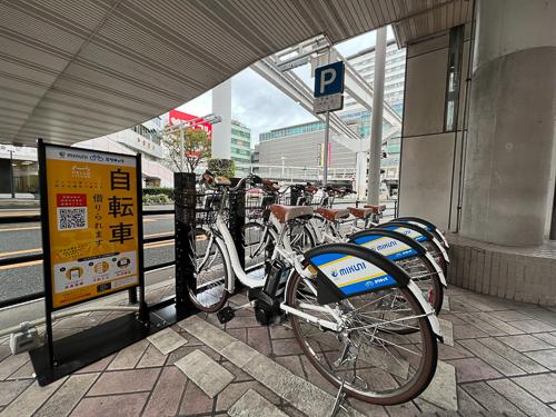 セントシティ横 (HELLO CYCLING ポート) image