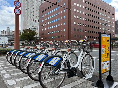 小倉記念病院横 (HELLO CYCLING ポート) image