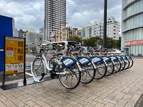西小倉駅前広場 (HELLO CYCLING ポート) image