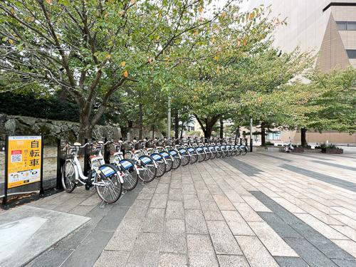 リバーウォーク横 (HELLO CYCLING ポート) image