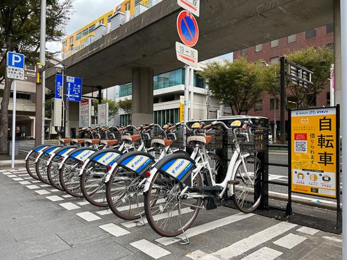 平和通り西 (HELLO CYCLING ポート) image
