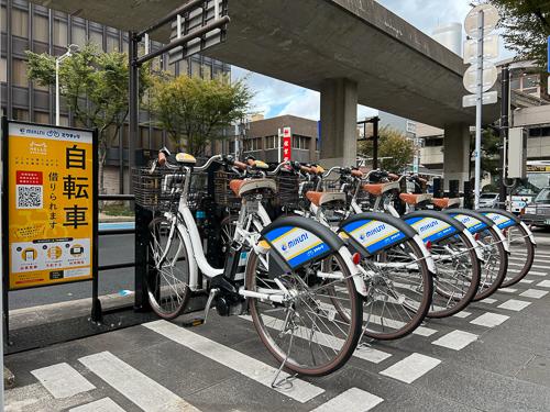 平和通り東 (HELLO CYCLING ポート) image
