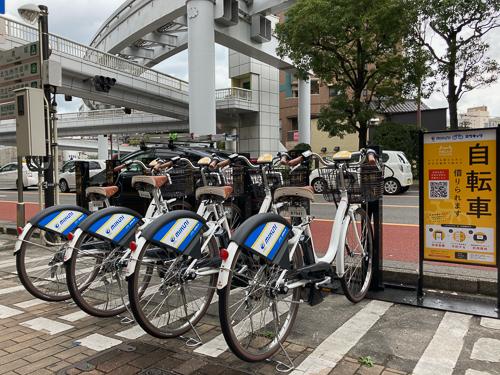 医療センター横 (HELLO CYCLING ポート) image