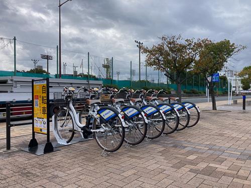 三萩野公園(メディアドーム) (HELLO CYCLING ポート) image
